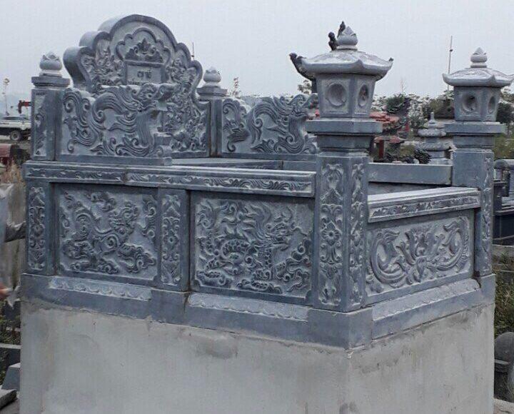 mộ tổ bằng đá