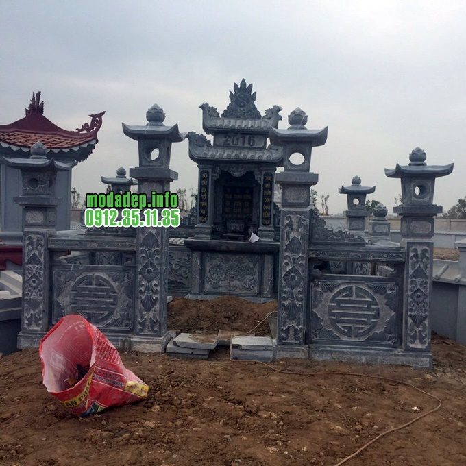 khu lăng mộ dòng họ