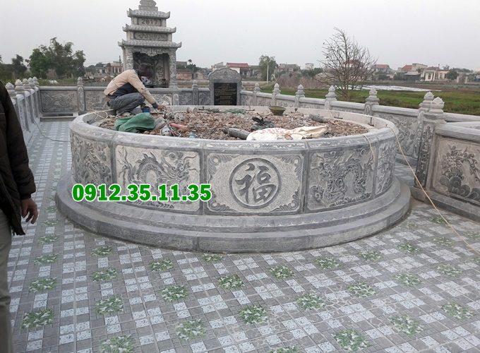 mộ tổ tròn