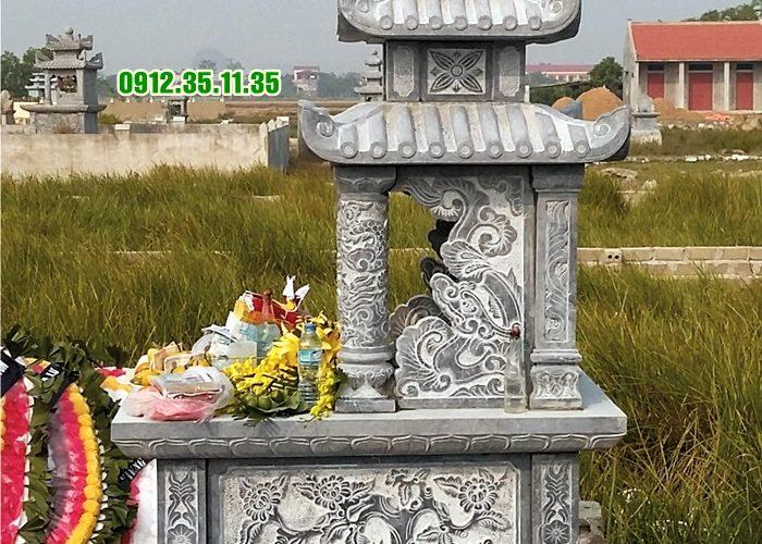 mộ đá ba mái MN01