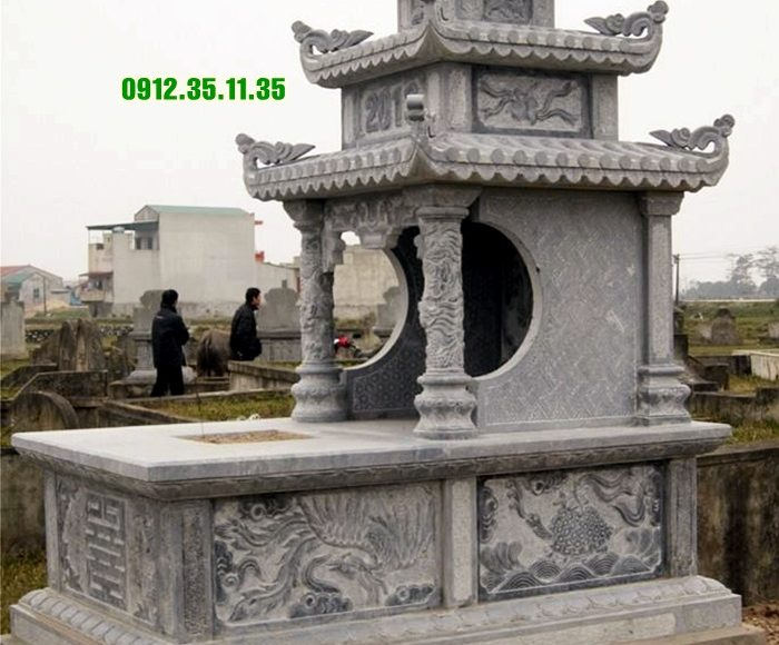 mộ đá ba mái MN02