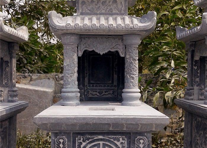 mộ đá ba mái MN04