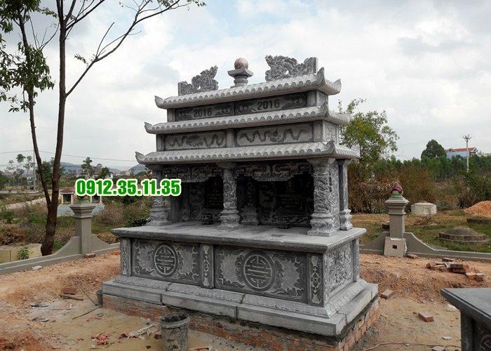 mộ đá cao cấp