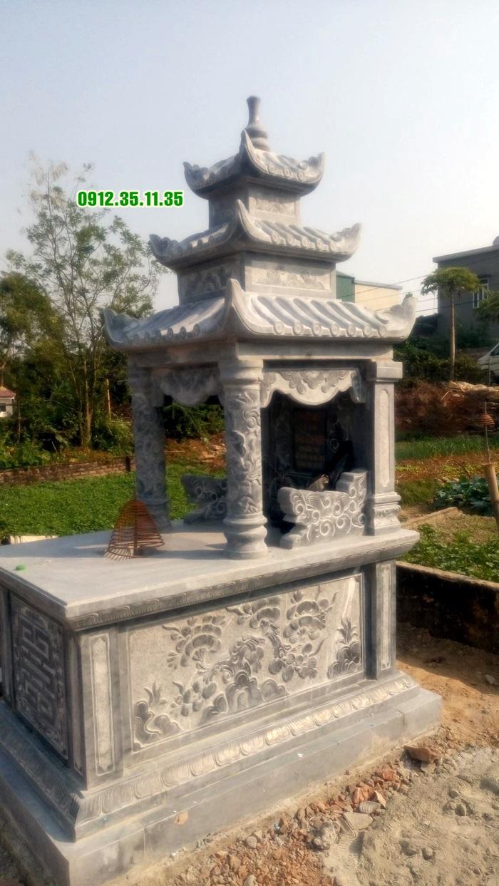 mộ đá ba mái MN13