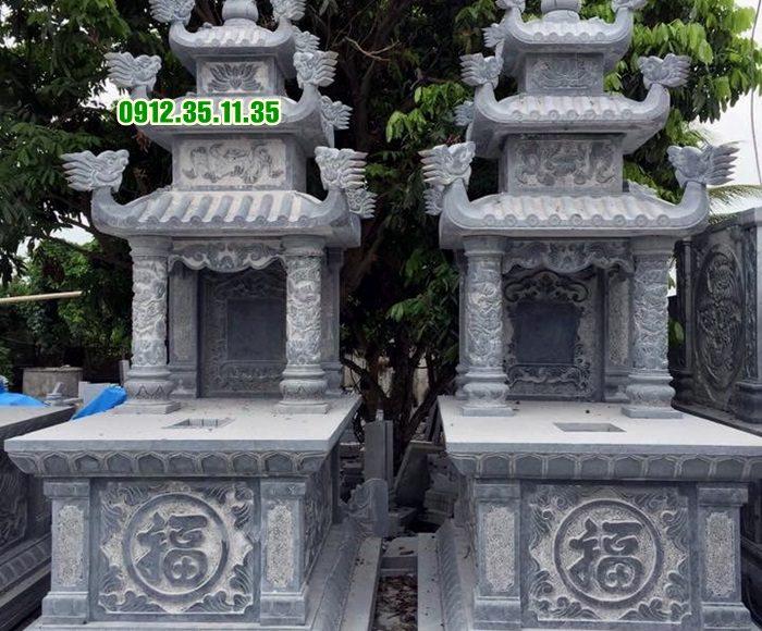 mộ đá ba mái MN14