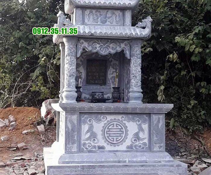 mộ đá ba mái MN19