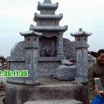 mộ đá ba mái MN23 1