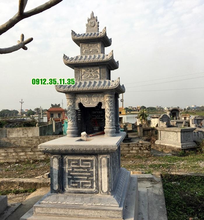 mộ đá ba mái MN25