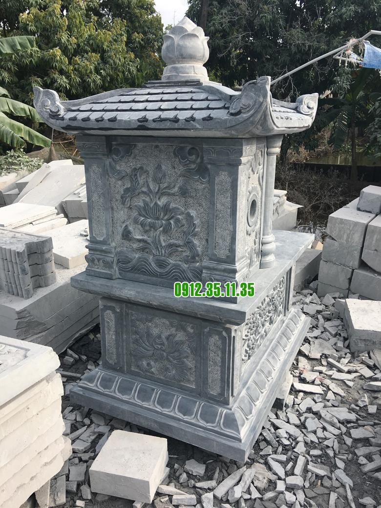 mộ đá trạm sen
