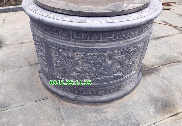 Mộ đá tròn MN17