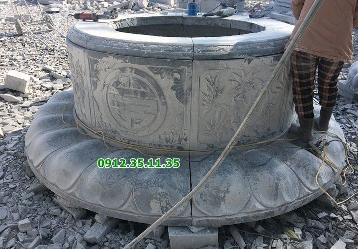 Mộ tròn đá MN02