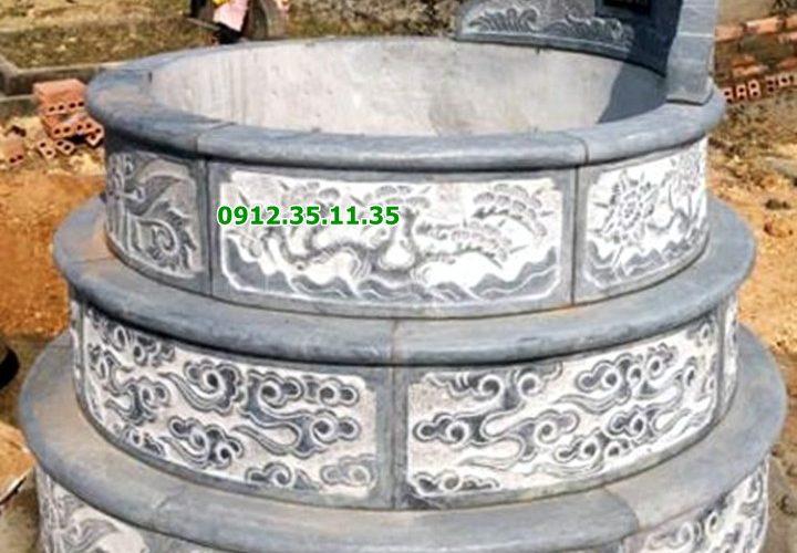 Mộ đá tròn MN30