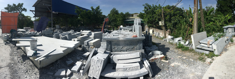 Xưởng điêu khắc chế tác đá mỹ nghệ