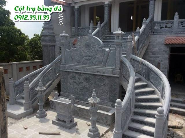 Sản phẩm đá mỹ nghệ trong kiến trúc nhà thờ họSản phẩm đá mỹ nghệ trong kiến trúc nhà thờ họ
