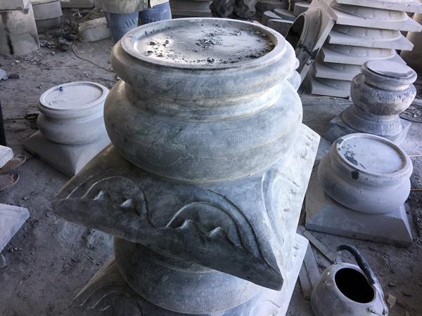 Mẫu chân cột nhà gỗ